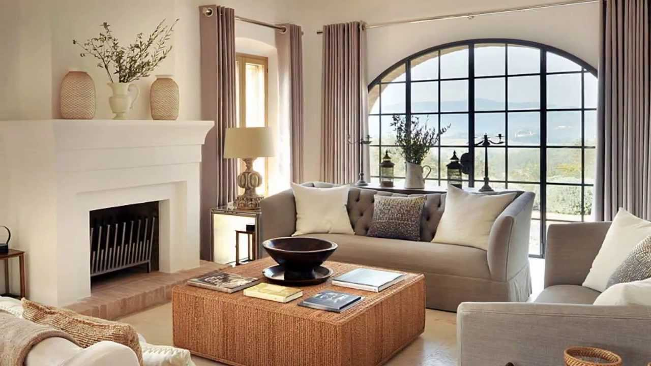 4 living rooms with beautiful windows all things decor for Beautiful contemporary living rooms
