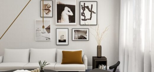 How to decorate your new home from scratch 4