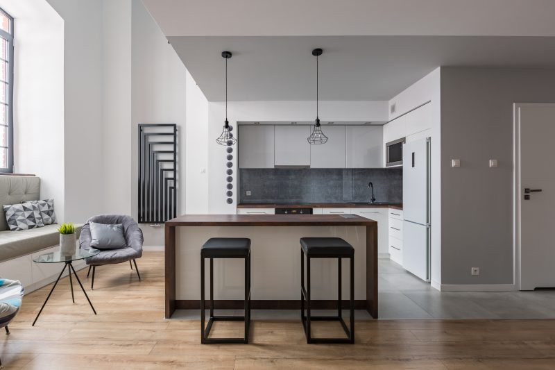 How to Use Black in a Kitchen