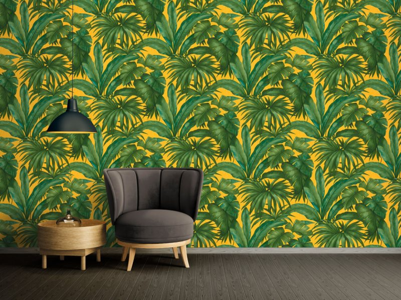 Create a Luxury Home with Versace Wallpaper